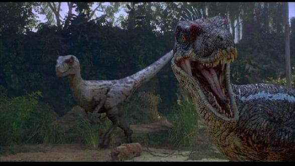 """O cusca de dinozar din filmul """"Jurassic Park"""", scoasa la licitatie pentru o suma fabuloasa"""
