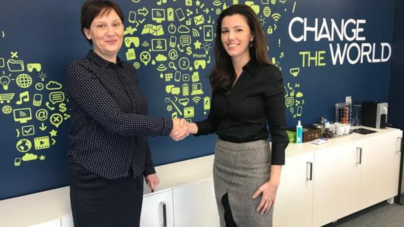 O franciza de 35.000 de euro le deschide calea copiilor din Romania catre programare. Interviu cu Dana Banica, Logiscool