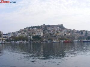 O insula din Grecia, aproape de colaps din cauza imigrantilor