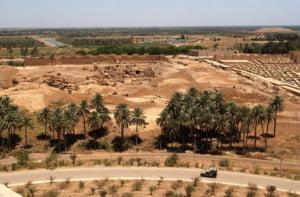 O multinațională din Franța investește 27 de miliarde de dolari în Irak. Primul proiect: o instalațaie de injectare a apei de mare în câmpurile petroliere