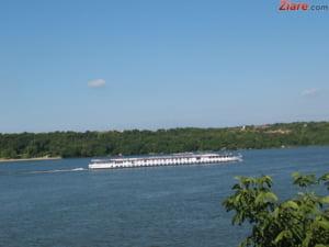 O nava cargo romaneasca a blocat navigatia pe Dunare, in sudul Germaniei