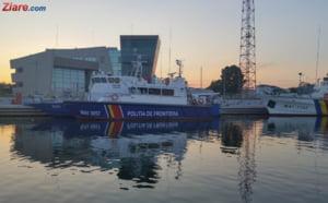 O nava cu 1.600 de tone de petrol la bord era sa se scufunde in Marea Neagra