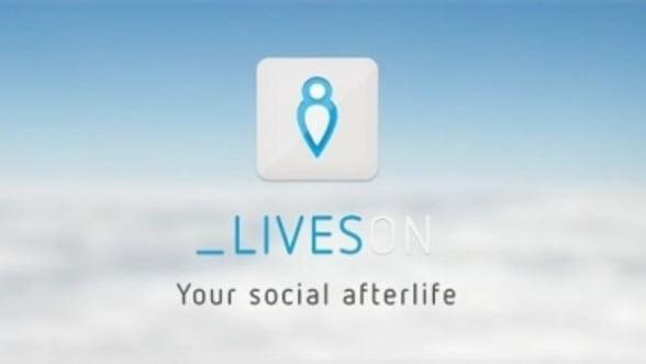 O nebunie de concept: social afterlife