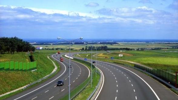 O noua amanare pentru tronsonul de autostrada Orastie - Sibiu