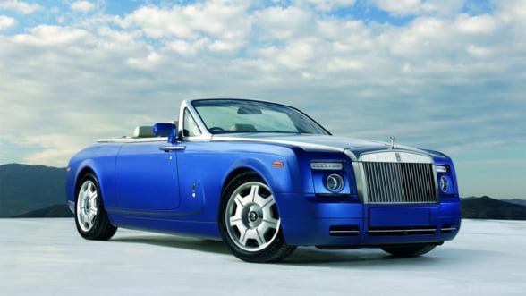 O noua decapotabila de la Rolls Royce: Esti pregatit pentru urmatorul pas?