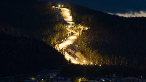 O noua partie de schi pentru incepatori, la Gura Humorului, din aceasta iarna