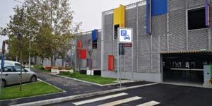 O parcare uriasa a fost inaugurata intr-o zona aglomerata a Capitalei. In ce conditii e gratuita