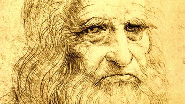 O pictura murala de Leonardo Da Vinci, descoperita in Castelul Sforza din Italia
