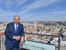 O romanca a fost intampinata cu covorul rosu in Israel. Insusi premierul Netanyahu i-a fost ghid