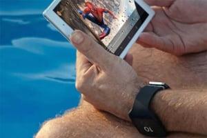 O tableta surprinzatoare pregatita de Sony