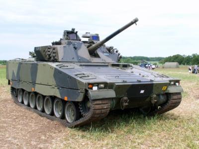 O tara vecina cu Rusia pregateste un batalion modern de infanterie mecanizata