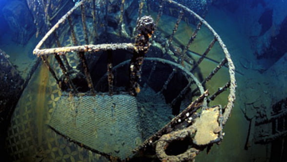 O vizita la ruinele Titanicului, 60.000 de dolari