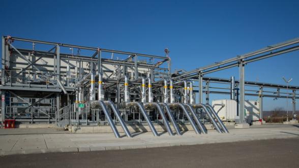 OMV Petrom a finalizat doua statii noi de tratare a gazelor, dupa o investitie de peste 130 de milioane de euro