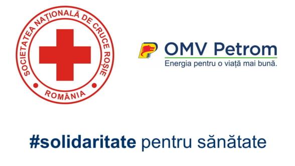 OMV Petrom doneaza 1 milion de euro pentru cumpararea de teste pentru coronavirus