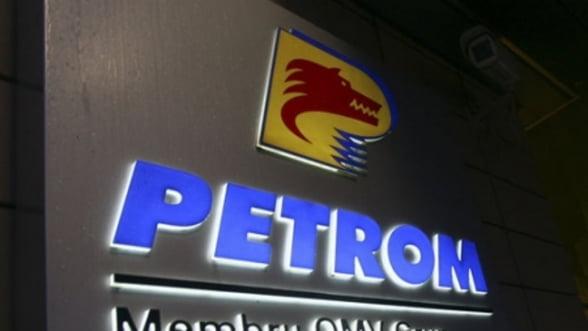 OMV Petrom va distribui dividende in valoare totala de 209,4 milioane lei pentru 2011