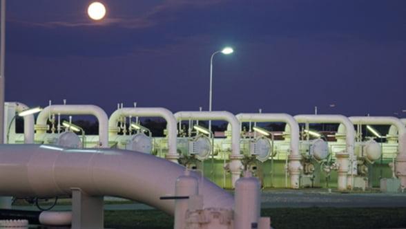 OMV ar putea cumpara participatia RWE la Nabucco