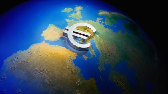 OTP Bank: Curs de 4,1 - 4,3 lei/euro in 2013, daca Romania decide sa adopte moneda euro