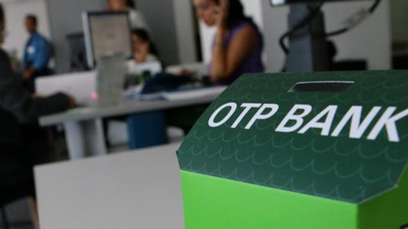OTP Bank: Suntem pregatiti sa ne ajutam clientii in cazul cresterii ratei