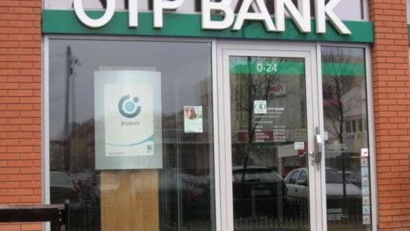 OTP Bank Romania a pierdut 19,1 milioane de euro in 2012