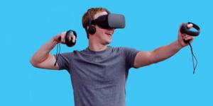 Oamenii de stiinta avertizeaza: Ochelarii de realitate virtuala ar putea fi un pericol pentru copii