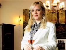 Oana Belu: Nu poti sa conduci Domeniile Ostrov daca nu esti pasionat de vin