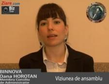 Oana Horotan, membruconsiliu administratie Binnova