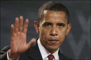 Obama: Suntem vinovati de criza, dar nu voi mai permite excesele de pana acum