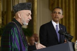 Obama a ordonat retragerea definitiva din Afganistan pana in 2015