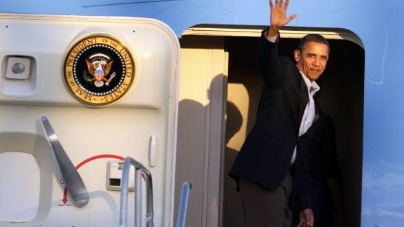 Obama a sosit la summitul G20 de la Sankt Petersburg