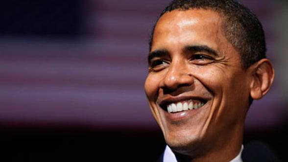 Obama a strans 3 milioane de dolari pentru campania sa electorala, doar intr-o seara