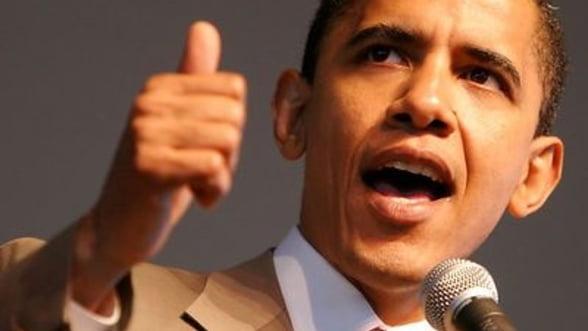 Obama felicita Europa pentru masurile luate impotriva crizei
