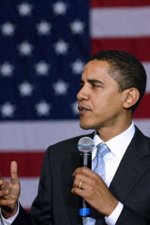 "Obama ii roaga pe americani sa nu isi ""bage banii la saltea"""