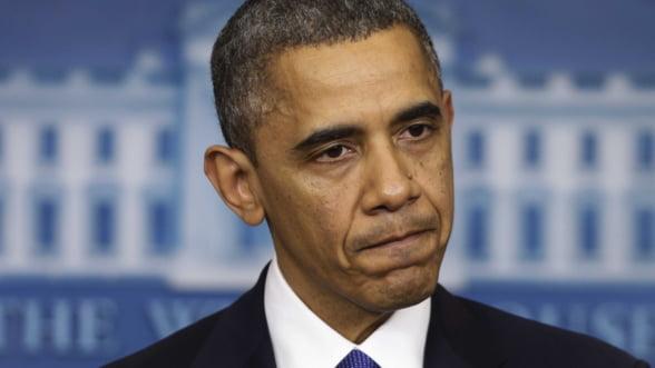 Obama refuza orice compromis privind plafonul datoriei SUA