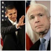 Obama si McCain schimba acuzatii pe tema crizei financiare din SUA