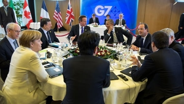 Obama vede in aprecierea dolarului un risc pentru economie? Reactia Casei Albe