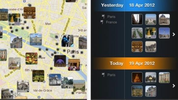 Obiectivele turistice, localizate cu mobilul
