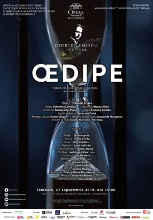 Oedipe, pe scena Operei Nationale Bucuresti in cadrul Festivalului George Enescu