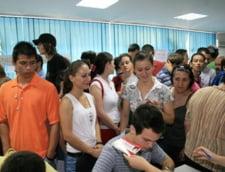 Oferta de slujbe nu acopera cererea de la bursa locurilor de munca din Bucuresti
