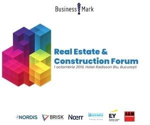 Office, Rezidential, Retail, Industrial&Logistic - perspectiva 360 grade, la Real Estate & Construction Forum