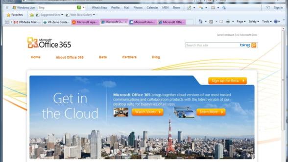 Office 365, solutia cloud pentru comunicare eficienta la costuri minime