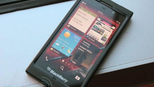 Oficial: Blackberry 10 va fi lansat pe 30 ianuarie 2013
