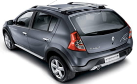 Oficial: Sandero Stepway e Dacia SUV