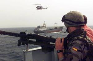 Oficial NATO: Statul Islamic vrea sa-si faca flota sa atace in Mediterana