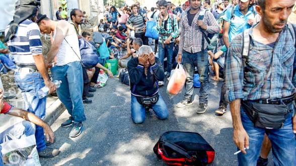 Oficial european: Mai mult de jumatate dintre migranti nu sunt de fapt refugiati!