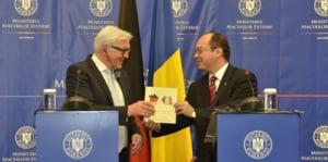 Oficial german la Bucuresti, despre sansele Romaniei la Schengen: Ati facut eforturi remarcabile