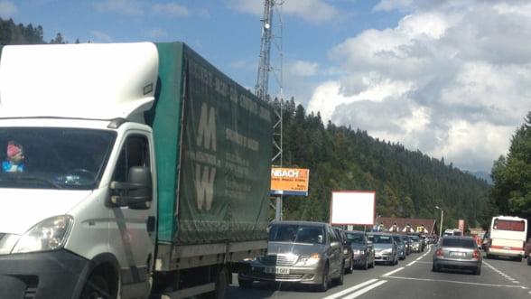 Oficialii europeni sunt socati de infrastructura de transport din Romania: Este una din cele mai slabe!
