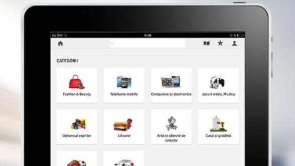 Okazii.ro, magazinul online romanesc cu cea mai complexa aplicatie pentru iPad