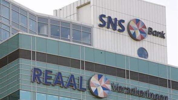 Olanda nationalizeaza una dintre cele mai mari banci ale tarii