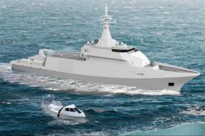 Olanda si Belgia aleg tot Naval Group