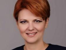 Olguta Vasilescu anunta ca e in lucru o baza de date comuna ANAF - Casa de Pensii: Poti sa vezi tot ce ai primit de la stat